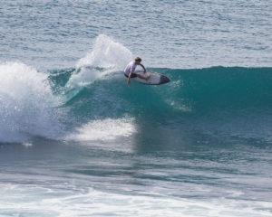 surfing bali rain season