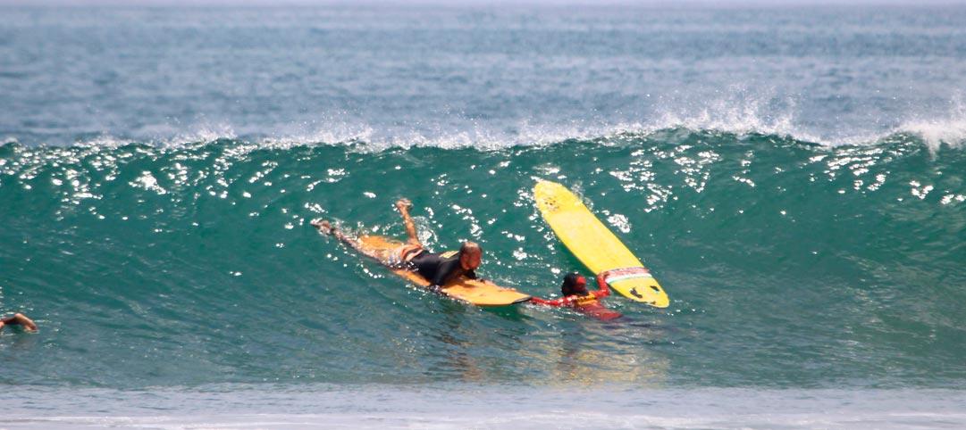 bali beginner surf spot