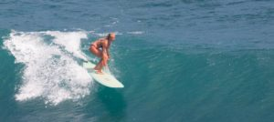 bingin surf spot