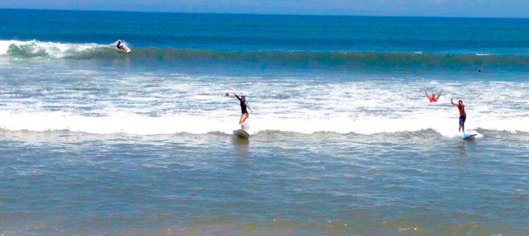 medewi surf spot