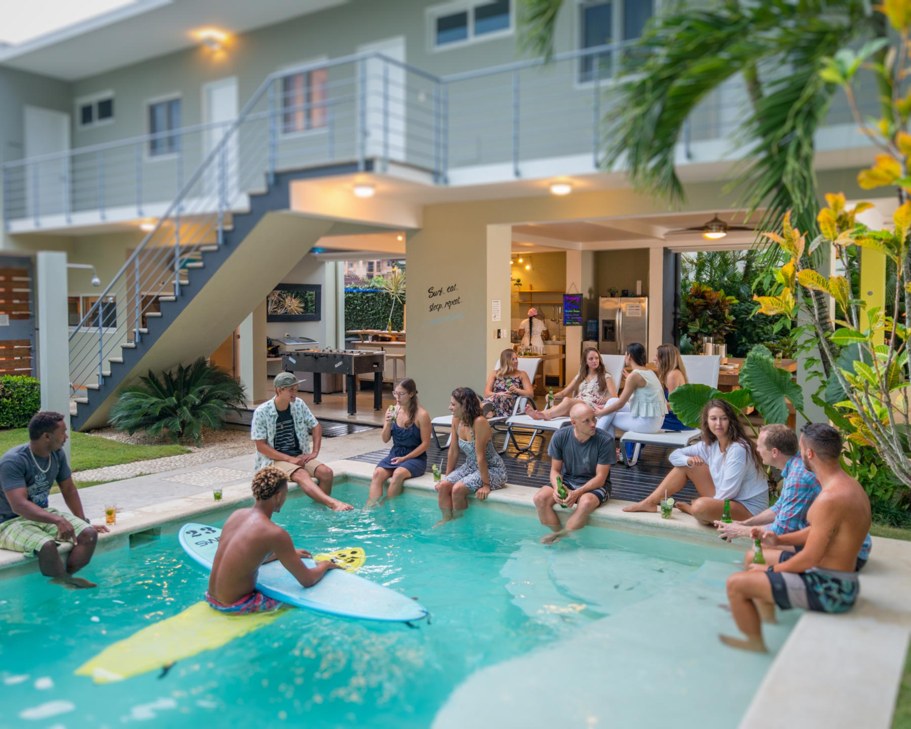 Swell Surf Camp opens