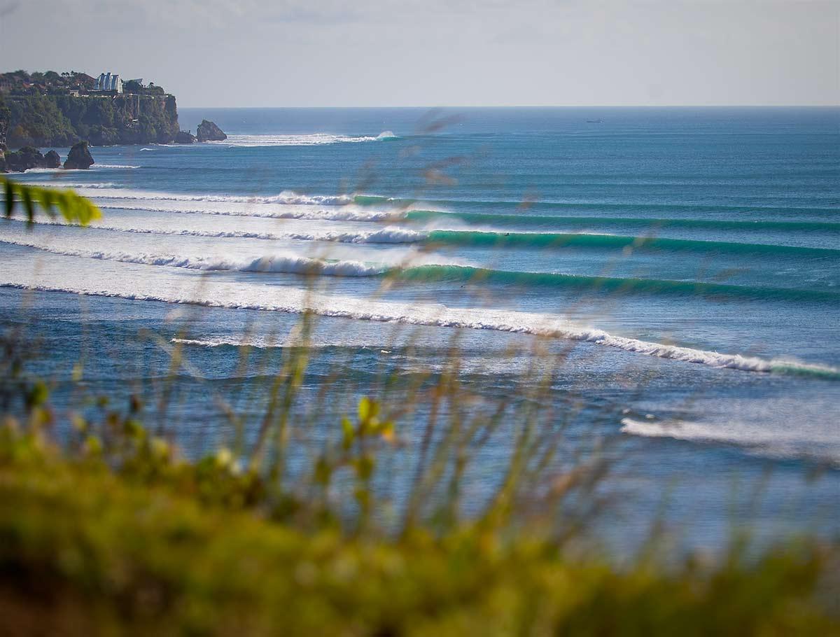 Bingin & Impossibles Surf report
