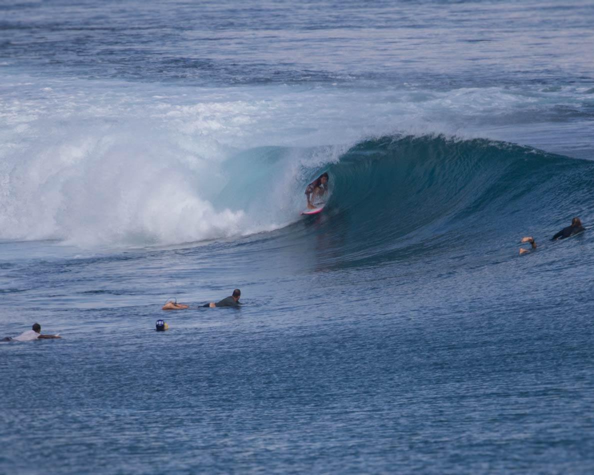BINGIN SURF REPORT AUG 11